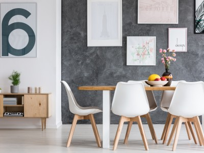 Make Them Feel at Home Using Cozy Dining Room Design