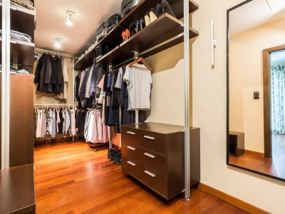 Benefits of Closet Cabinets