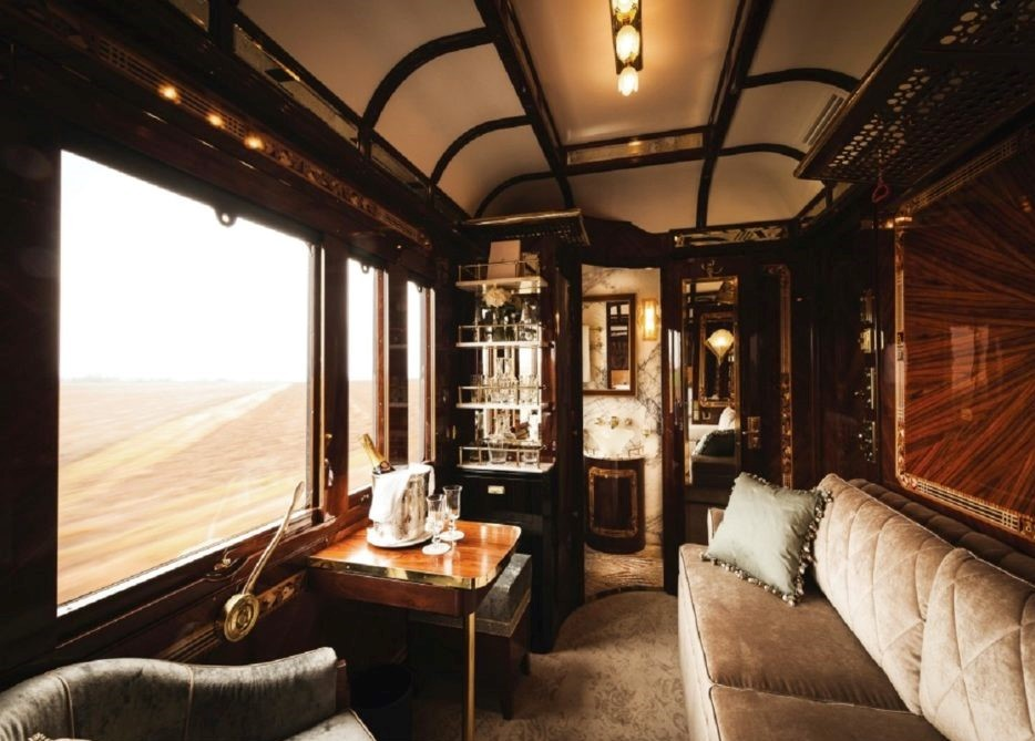 New Grand Suites On Board The Venice Simplon-orient-express Launch