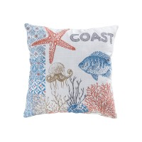 Great Reef 20x20 Pillow