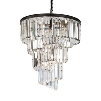 Palacial 9-Light Chandelier in Oil Rubbed Bronze