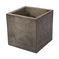 Cubo Planter in Concrete