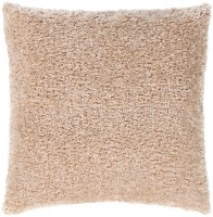 Surya Flokati Pillow Cover