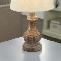 "15""TH  RESIN ACCENT LAMP, 1 PC UPS/ 0.66'"
