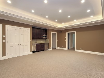 Basement Walls Design