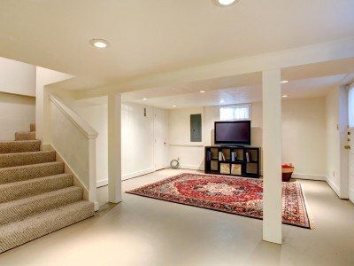 Basement Wall Ideas