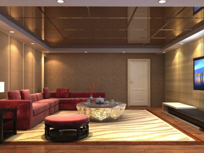 Great Room Interior