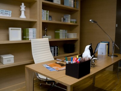 Home Office Remodeling in San Diego