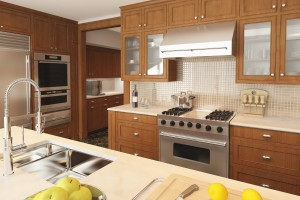 Kitchen Interior Decoration