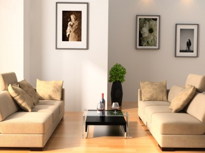 Living Room Remodeling in Long Beach