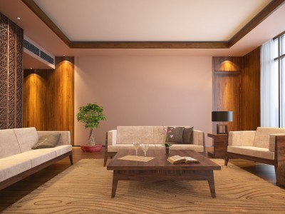 Living Room Remodeling in San Diego