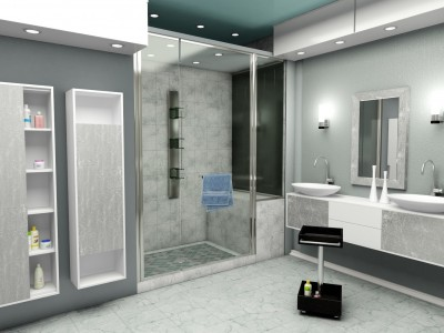 Powder Room Remodeling in San Diego