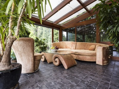 Sunroom Interior Decoration
