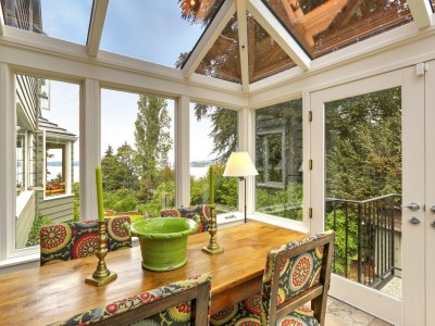 Sunroom Remodeling in Los Angeles