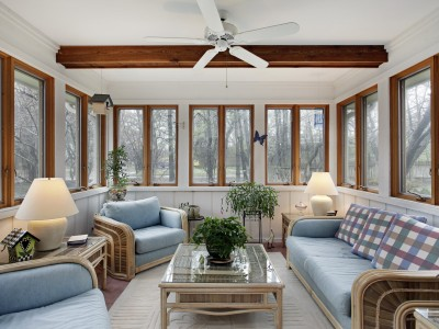 Sunroom Renovation