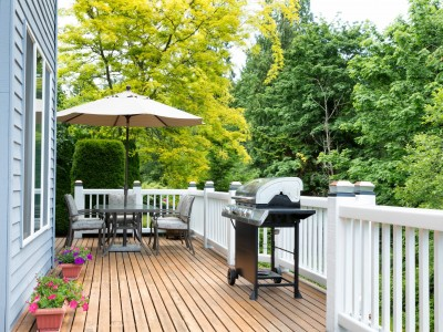 Deck Design in San Jose