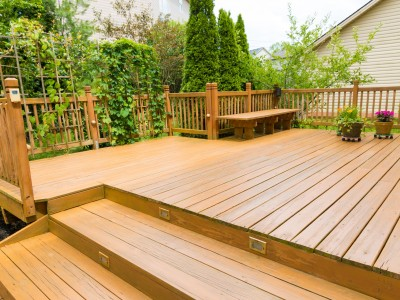 Deck Design in Fresno