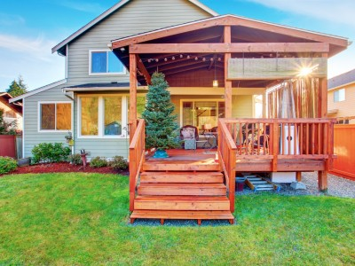 Deck Design in Sacramento
