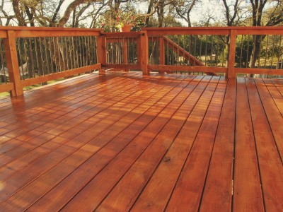 Deck Design in Los Angeles