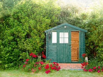 Small Shed Design