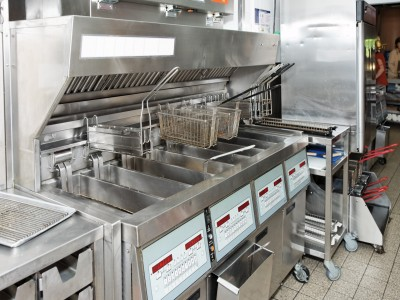 Commercial kitchen Remodeling in Fresno