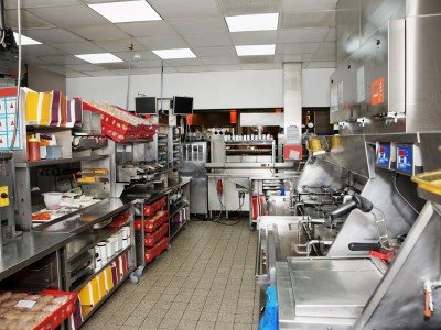 Commercial kitchen Interior Ideas