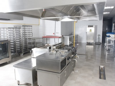 Commercial kitchen Remodeling in Oakland