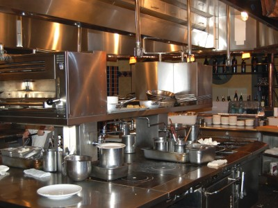 Commercial kitchen Remodeling in San Francisco