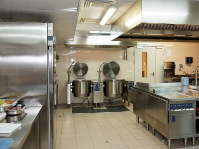 Commercial kitchen Remodel