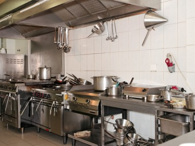 Commercial kitchen Remodeling in Long Beach