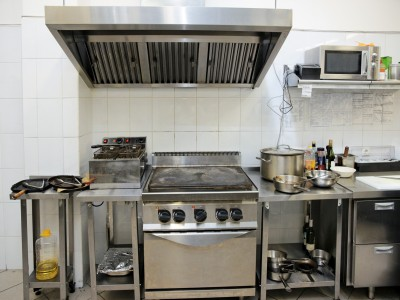 Commercial kitchen Remodeling in Sacramento