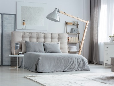 Bedroom Grey colors